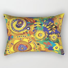 Pra Oxum Rectangular Pillow
