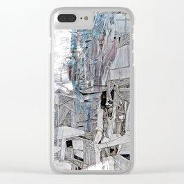 Folder/Book Clear iPhone Case