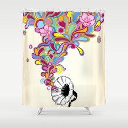 JANIS Shower Curtain