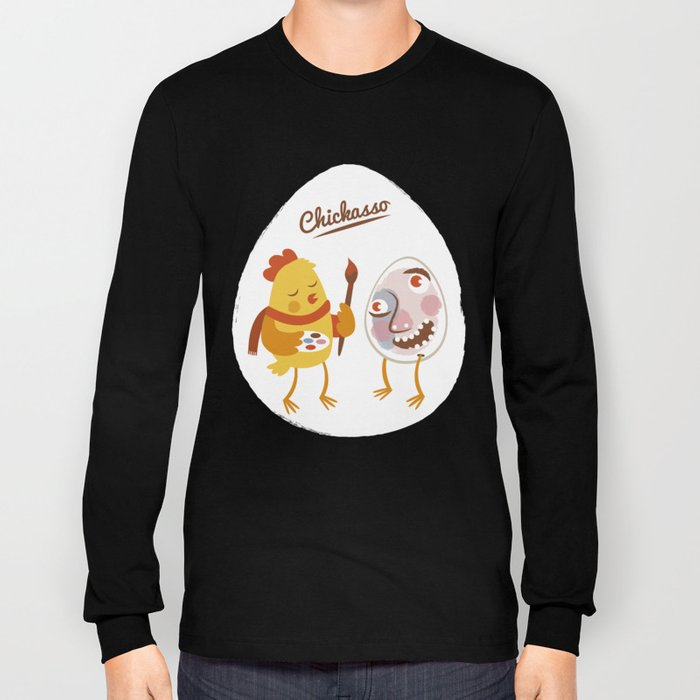 Chickasso Long Sleeve T-shirt
