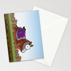 Joust It (Horsey) Stationery Cards