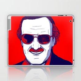 Stan Lee / Excelsior Laptop & iPad Skin