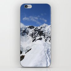 Mount Marathon iPhone & iPod Skin
