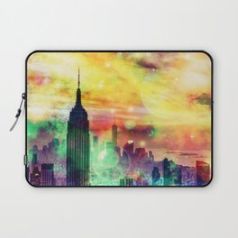 New York Fantasy Laptop Sleeve