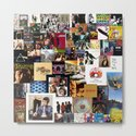 Classic Rock And Roll Albums Collage by silvioledbetter