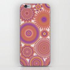 Kaleidoscopic-Fiesta colorway iPhone & iPod Skin