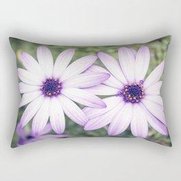 Rain Dasiy Double Rectangular Pillow