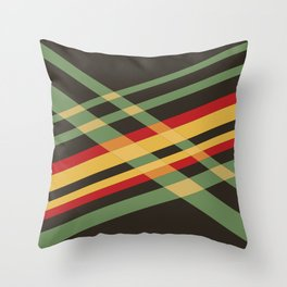 Welcome to the Past #01' Throw Pillow