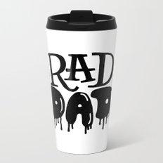 rad dad Metal Travel Mug