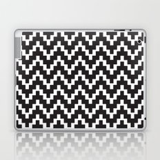 Pattern in Black and White Laptop & iPad Skin