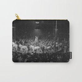 Bertram Mills circus poster Carry-All Pouch