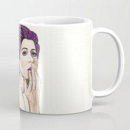 Gracie the Mermaid Coffee Mug