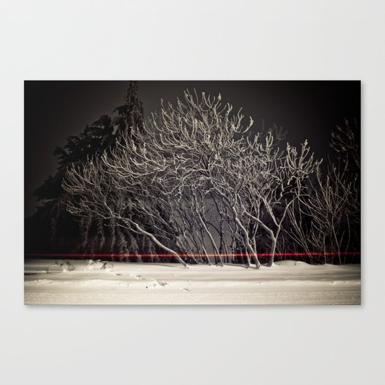 """ Biological Rhythm "" - Print Canvas Print"