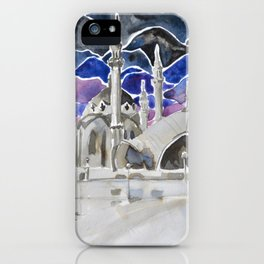 Kul Sharif Mosque, Kazan, Russia iPhone Case