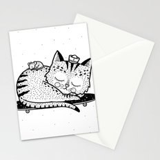 Scat or Die Stationery Cards