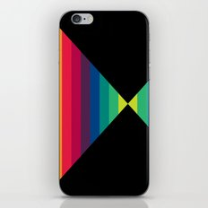 Tom Baker iPhone & iPod Skin