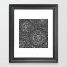 Mandala Tiled Framed Art Print