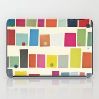 city iPad Cases featuring City by Cassia Beck