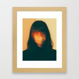 Patcha Fade Framed Art Print