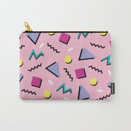 Memphis pattern 75 - 80s / 90s Retro Carry-All Pouch