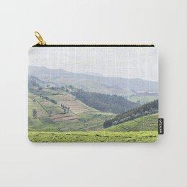 land of a thousand hills::rwanda Carry-All Pouch