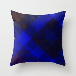 Absract №8. Squares Throw Pillow