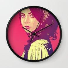 beauty Wall Clock