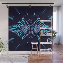 I really like diamond shapes Wall Mural