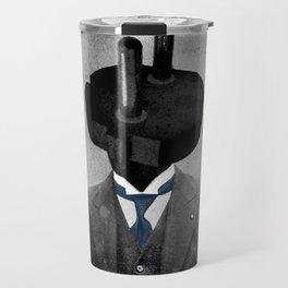 Sir Patrick Plug Travel Mug