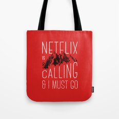Netflix is calling Tote Bag