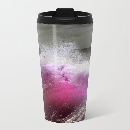 Alive ocean Metal Travel Mug
