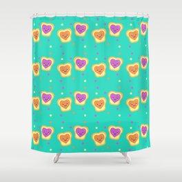 Sweet Lovers - Pattern Shower Curtain