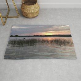 Grass Island Sunset Rug