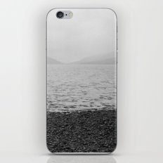Mountains and the sea iPhone & iPod Skin