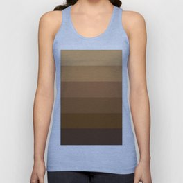 Pattern, cafe ground Colors Unisex Tank Top