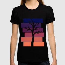 Tree Silhouette (Sunset) T-shirt