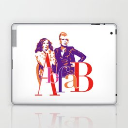 AbFab Laptop & iPad Skin