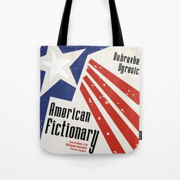 AMERICAN FICTIONARY Tote Bag