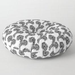 Joshua Tree Oscuro by CREYES Floor Pillow