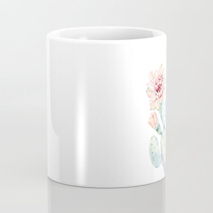 The Prettiest Cactus Coffee Mug