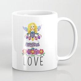 Angel Love Coffee Mug
