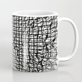 Black mech Coffee Mug