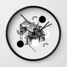 Domio Collage Residential Collage Wall Clock