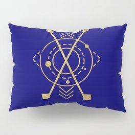 Sacred Geometry Letter X Pillow Sham