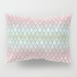 Pretty Mermaid Scales 19 Pillow Sham