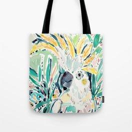 EDLOO the Cockatoo Tote Bag