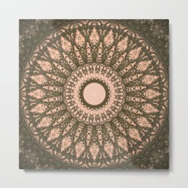 MANDALA NO. 28 #society6 Metal Print