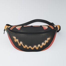 Mouth mystery Fanny Pack