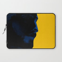 L'homme - electric Laptop Sleeve