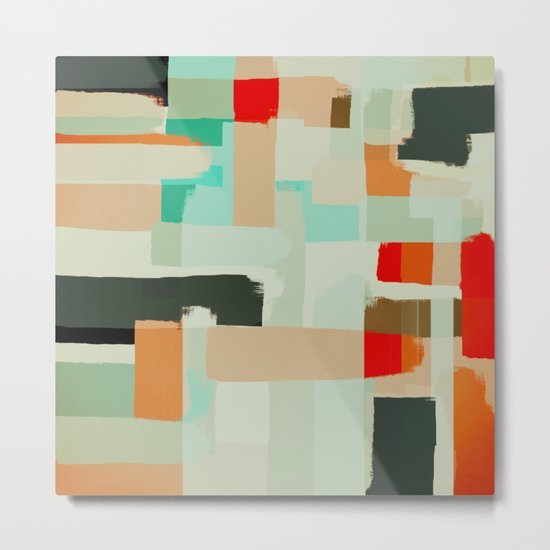 Abstract Painting No. 13 Metal Print